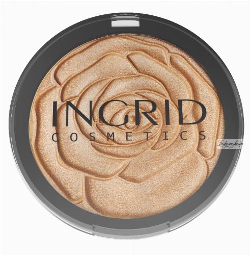 INGRID - HD Beauty Innovation Bronzing Powder - Puder brązujący HD