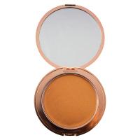 MAKEUP REVOLUTION - SKIN KISS - Cream Bronze Glow - Bronze Kiss - Rozświetlający bronzer w kremie