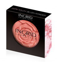 INGRID - Satin Touch Velvet Blush