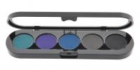 Make-Up Atelier Paris -  Cake Eyeliner 5 Kolorów