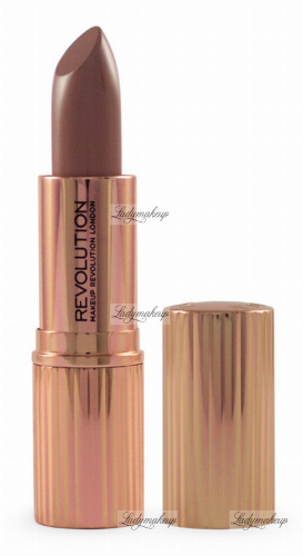 MAKEUP REVOLUTION - Renaissance Lipstick Lifelong - Pomadka do ust