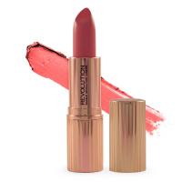 MAKEUP REVOLUTION - Renaissance Lipstick Lifelong  - FORTIFY