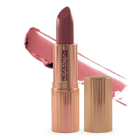 MAKEUP REVOLUTION - Renaissance Lipstick Lifelong  - LIFELONG - LIFELONG
