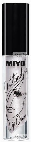 MIYO - Outstanding Lip Gloss - Błyszczyk do ust