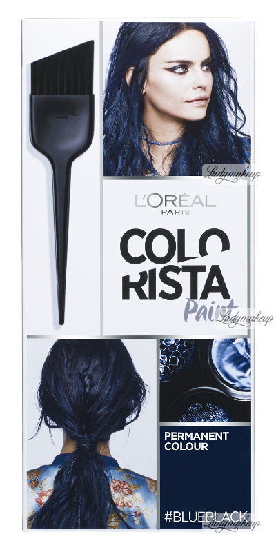 L'Oréal - COLORISTA Paint - #BLUEBLACK 2.10 - Farba do ...