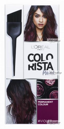 L'Oréal - COLORISTA Paint - #VIOLET 4.26 - Farba do włosów - Trwała koloryzacja -  FIOLET