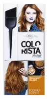 L'Oréal - COLORISTA Paint - #COPPERBLONDE 7.43 - Hair Color - Durable Color - COPPER BLOND