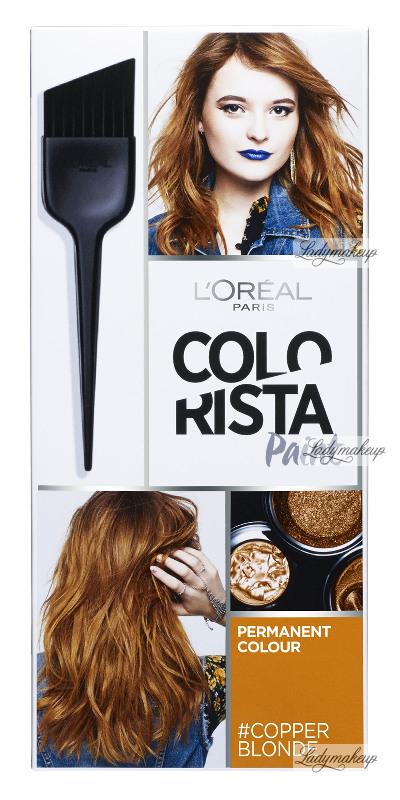 L\'Oréal - COLORISTA Paint - #COPPERBLONDE 7.43 - Hair Color ...