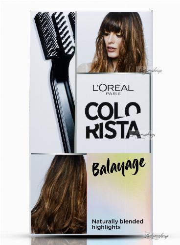 L'Oréal - COLORISTA - Balayage