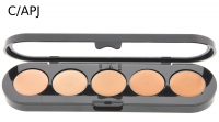 Make-Up Atelier Paris - Palette 6 concealer - Paletka 5 korektorów - C/APJ - C/APJ