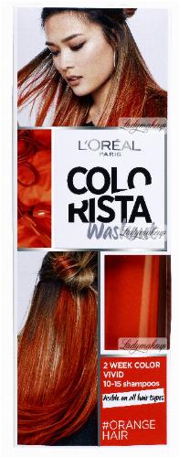L'Oréal - COLORISTA Washout - #ORANGEHAIR - Zmywalna koloryzacja - POMARAŃCZOWY