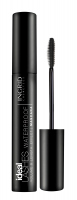 INGRID - IDEAL LASHES - Waterproof Mascara Volume & Length Effect - Wodoodporny tusz do rzęs