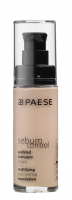 PAESE - Sebum Control - Mattifying & Covering Foundation - 404 - 404