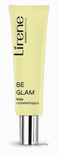 Lirene - BE GLAM - Rozświetlająca baza pod makijaż