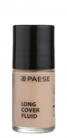 PAESE - Long Cover Fluid Foundation - 1,5 - BEŻOWY - 1,5 - BEŻOWY