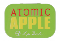 W7 - FRUITY LIP BALM TIN - Balsam do ust - ATOMIC APPLE - ATOMIC APPLE