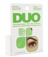 DUO - Brush On Striplash Adhesive - Klej do rzęs i kępek