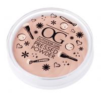 W7 - Outdoor Girl Pressed Powder - Puder prasowany