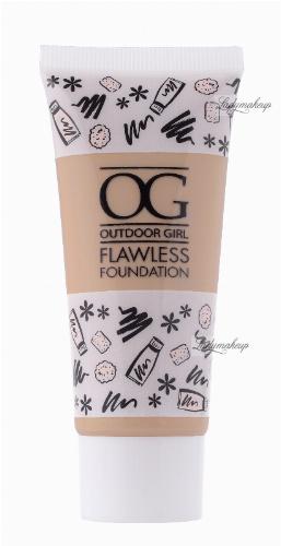 W7 - Outdoor Girl Flawless Foundation - Lekki podkład do twarzy