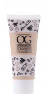W7 - Outdoor Girl Flawless Foundation - Lekki podkład do twarzy - SAND BEIGE - SAND BEIGE