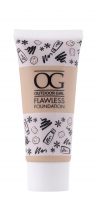 W7 - Outdoor Girl Flawless Foundation - Lekki podkład do twarzy - NATURAL BEIGE - NATURAL BEIGE
