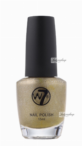 W7 - NAIL POLISH - Lakier do paznokci - 94 Gold Mirror