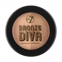 W7 - BRONZE DIVA - Bronzing Powder - Puder brązujący