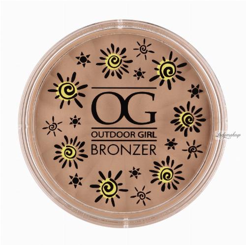 W7 - Outdoor Girl Bronzer - Puder brązujący