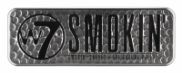 W7 - SMOKIN' SHADES - EYE COLOUR PALETTE - Paleta 12 cieni do powiek