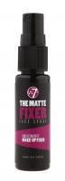 W7 - THE MATTE FICER FACE SPRAY - Matująca utrwalająca mgiełka do makijażu