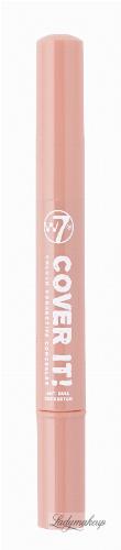 W7 - COVER IT! Colour Corrective Concealer - Korektor korygujący