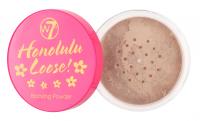 W7 - Honolulu Loose Bronzing Powder - Sypki puder brązujący