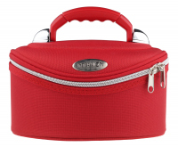 Inter-Vion - cosmetic box - 413569 F - SMALL - (RED)