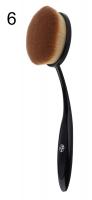 W7 - Professional Soft Brush Collection - Zestaw 10 pędzli do makijażu