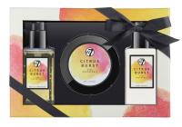 W7 - BATH & BODY SET - Zestaw kosmetyków do pielęgnacji ciała - PINK GRAPEFRUIT - CITRUS BURST