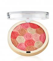 MILANI - Illuminating Face Powder - ULTRA-SMOOTH HIGHLIGHTER, BRONZER & BLUSH - Róż, bronzer i rozświetlacz w jednym - 03 BEAUTY'S TOUCH