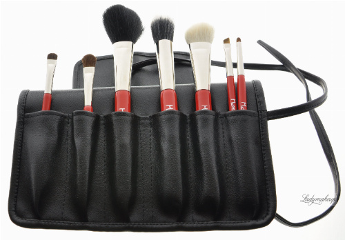 Maestro - Set of 7 Short Brushes in Case