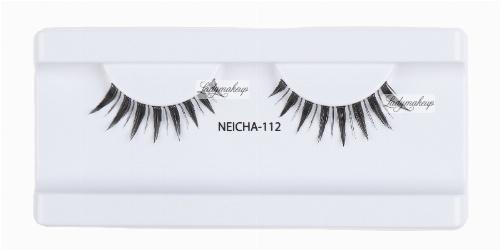 Neicha - CLASSIC BEAUTY TOOLS EYELASHES - Sztuczne rzęsy na pasku - 112