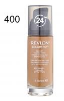 Revlon - podkład ColorStay cera tłusta i mieszana - 400 Caramel - 400 Caramel