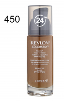 Revlon - podkład ColorStay cera tłusta i mieszana - 450 Mocha - 450 Mocha