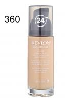 Revlon - podkład ColorStay cera tłusta i mieszana - 360 Golden Caramel - 360 Golden Caramel