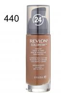 Revlon - podkład ColorStay cera tłusta i mieszana - 440 Mahogany - 440 Mahogany