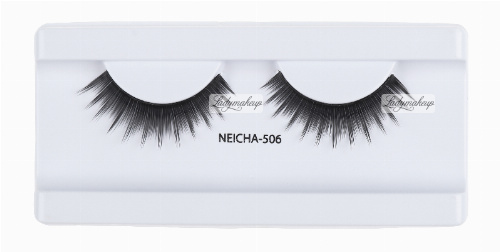 Neicha - CLASSIC BEAUTY TOOLS EYELASHES - Luksusowe rzęsy na pasku - 506