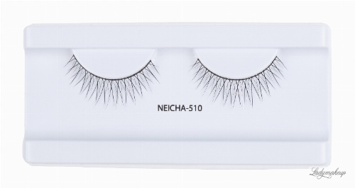 Neicha - CLASSIC BEAUTY TOOLS EYELASHES - Luksusowe rzęsy na pasku - 510