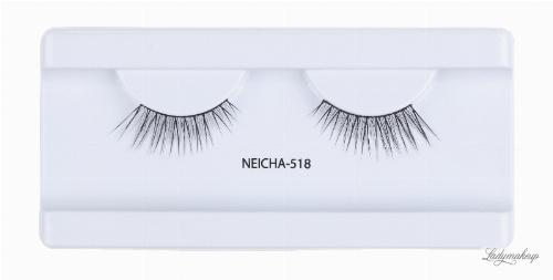Neicha - CLASSIC BEAUTY TOOLS EYELASHES - Luksusowe rzęsy na pasku - 518