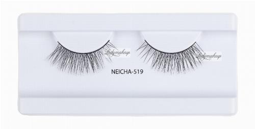 Neicha - CLASSIC BEAUTY TOOLS EYELASHES - Luksusowe rzęsy na pasku - 519
