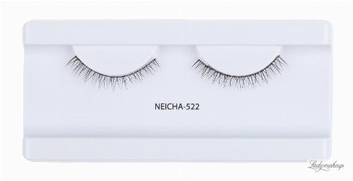 Neicha - CLASSIC BEAUTY TOOLS EYELASHES - Luksusowe rzęsy na pasku na dolną powiekę - 522