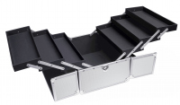 LOVETO.PL - Make-up box - SILVER STRIP