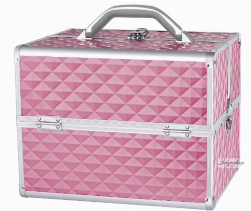 LOVETO.PL - Make-up box - PINK DIAMOND 3D