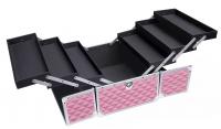 LOVETO.PL - Kufer kosmetyczny - PINK DIAMOND 3D